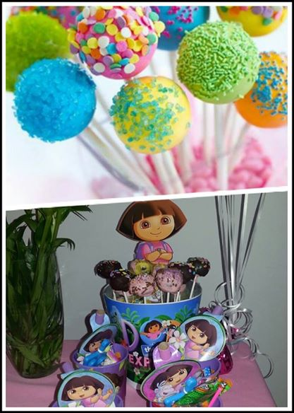 cake pops no bake