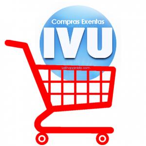 Compras Exentas IVU