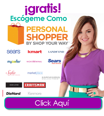 PERSONAL-SHOPPER-KMART-WIDGET
