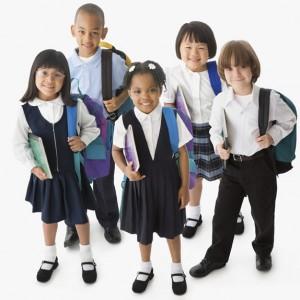 uniformes de escuela para niños