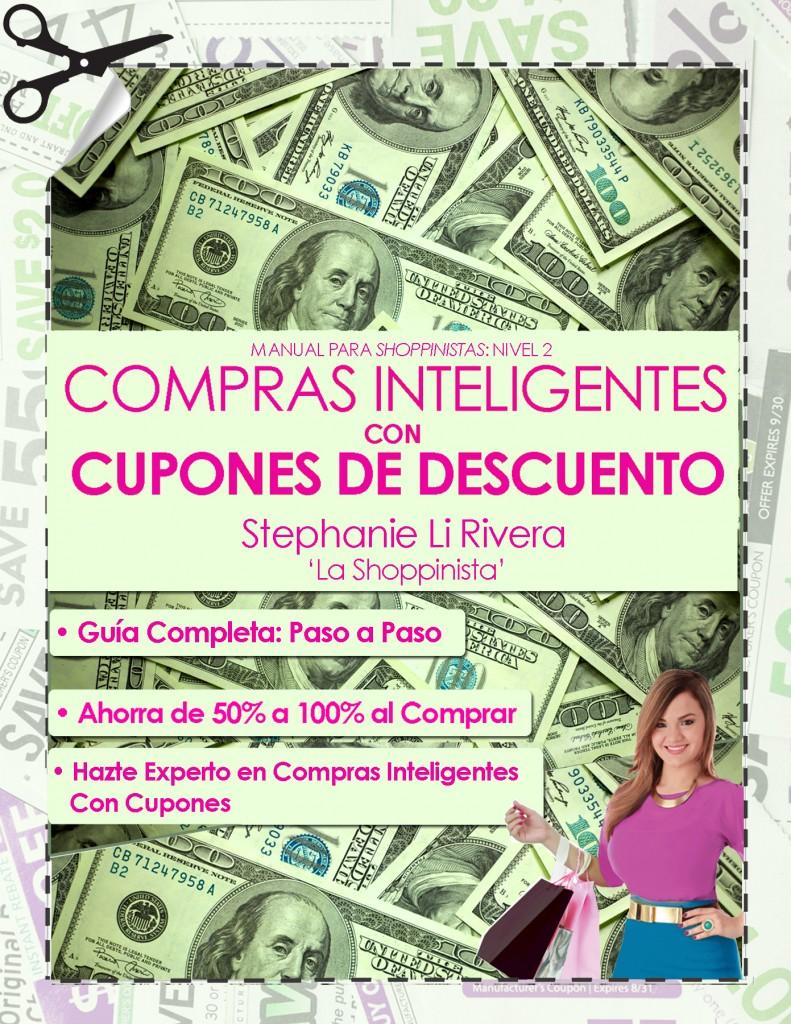 Compras Inteligentes con Cupones de Descuento por La Shoppinista, Stephanie Li