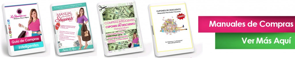 Manuales de Compras Inteligentes
