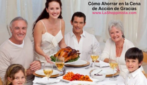 Cena Accion de Gracias
