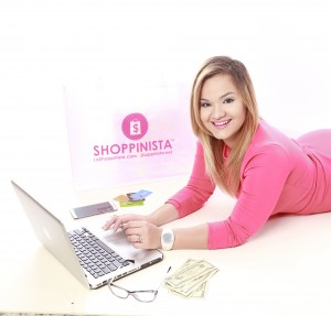 La Shoppinista Stephanie Li