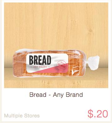 Ibotta- Rebate- Bread - Pan