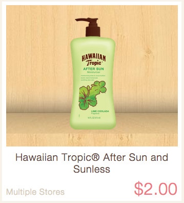 ibotta rebate hawaiian tropic