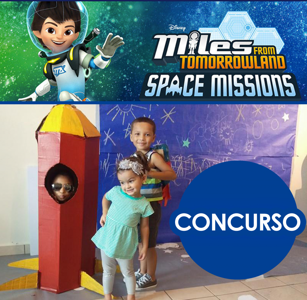 Disney Junior Miles from Tomorrowland