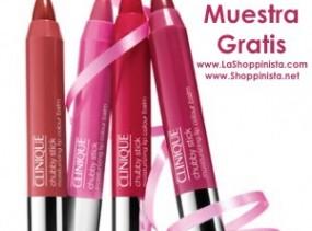 Muestra Gratis Lipstick Clinique