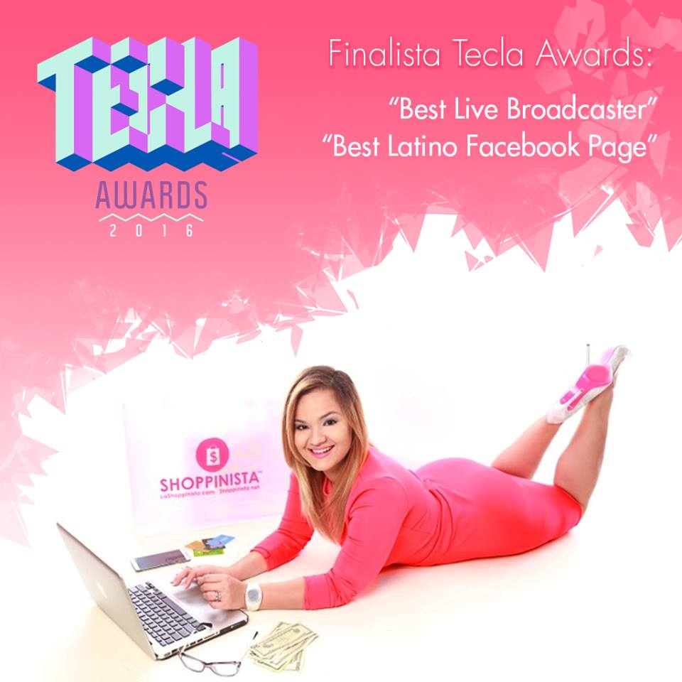 Tecla Awards La Shoppinista Stephanie Li