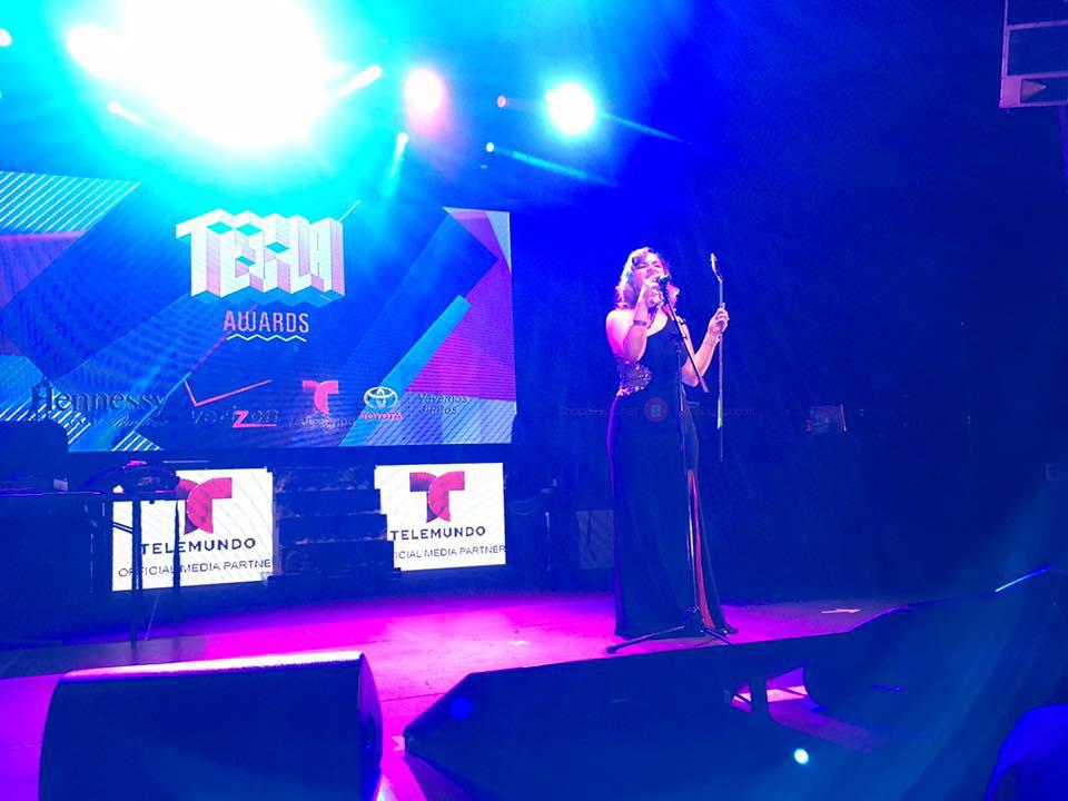 Tecla Awards Stephanie Li