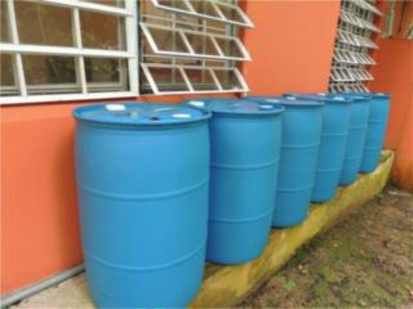 Ideas econ micas en art culos de primera necesidad y - Contenedores de agua ...