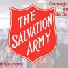 The Salvation Army Logo con Ropa