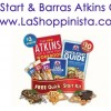 Quick Start & Barras Atkins Gratis
