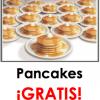 Pancakes ¡GRATIS!