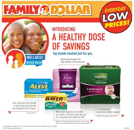 Family Dollar Ad