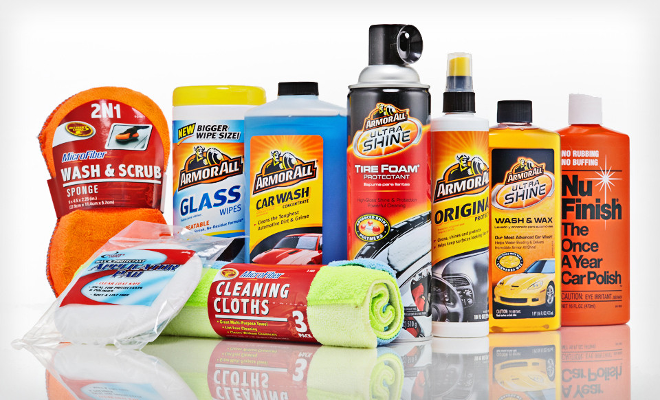 Armor All Complete Car Care Kit 2015 Best Auto Reviews