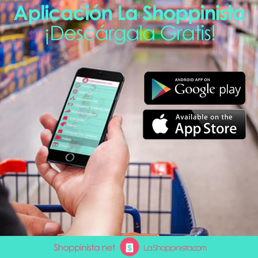 La Shoppinista Aplicacion