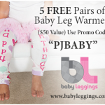 5 Free Pair of Baby Leg Warmers