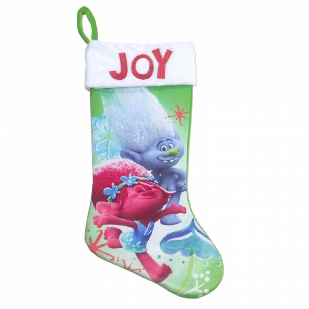 Dreamworks Trolls Stocking- Joy