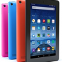 "Tableta Amazon Fire con pantalla de 7"" Wi-Fi y 8 GB de memoria"