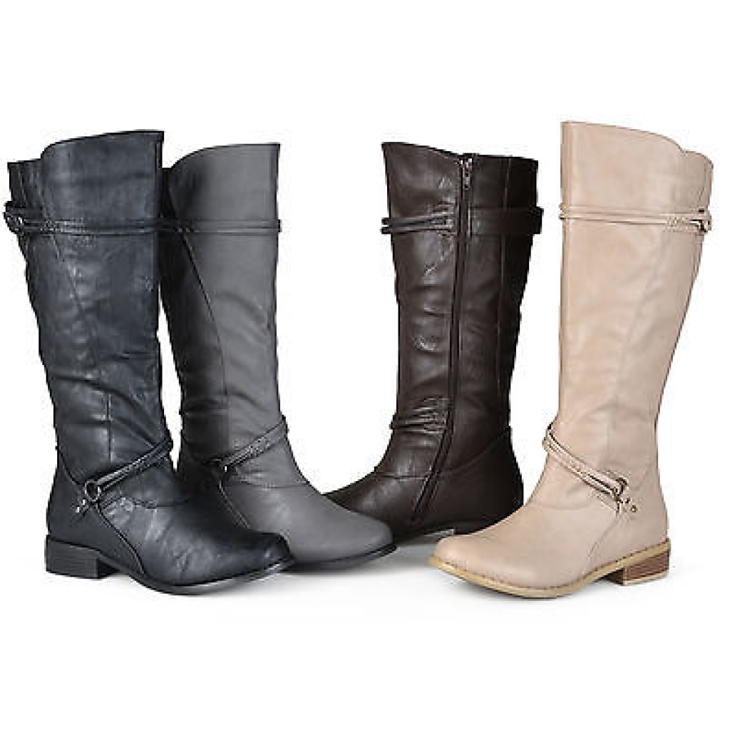 Journee-Collection-Womens-Wide-and-Extra-Wide-Calf-Ankle-Strap-Knee-High-Boots