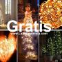 Luces de Navidad Gratis