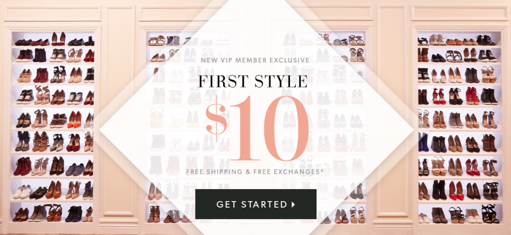 $10 off Just Fab - La Shoppinista