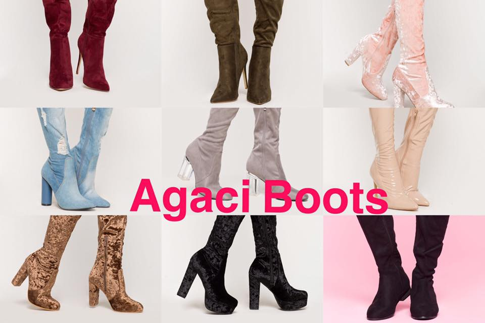 agaci woman boots botas de mujer la shoppinista