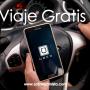 Viaje gratis en Uber