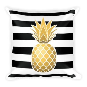 Black Stripes, Golden Pineapple Fever