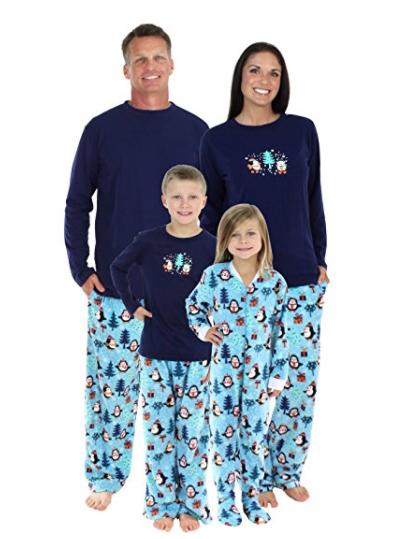 Pijamas de Navidad para la Familia - Christmas Pijama Family