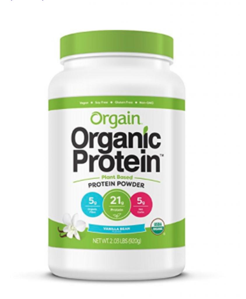 Orgain Organic Protein Vainilla
