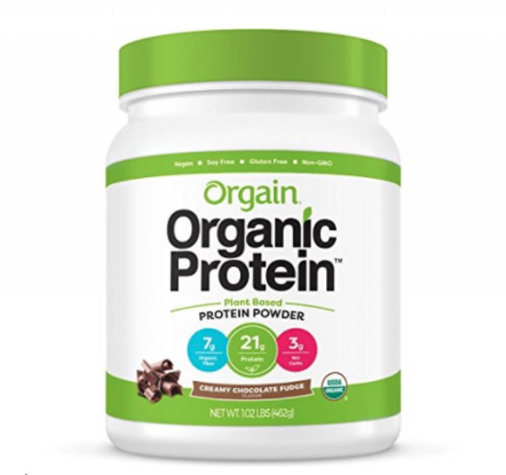 Orgain Organic Protein Chocolate