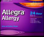 Muestra Gratis de Allegra Allergy