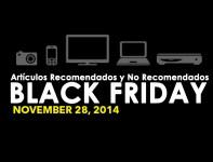 Artículos Que Vale la Pena Comprar en Black Friday del 2014