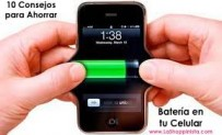 10 Consejos para Ahorrar Batería en tu Celular