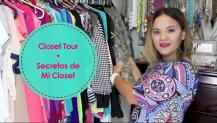 Closet Tour de La Shoppinista• Segunda Mano, Cómo Comprar Ropa, Zapatos, Carteras y Accesorios