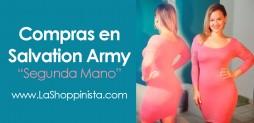 Salvation Army de Puerto Rico: Mis Compras de Ropa en Tiendas de Segunda Mano (Ropa Vintage)