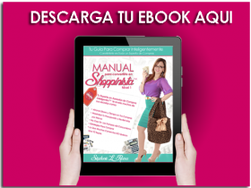Manual Para Convertirte en Shoppinista- Nivel 1