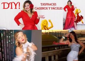 DIY – Disfraces Caseros, Fáciles y Originales Para Mujeres