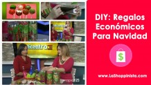 DIY: Regalos Económicos para la Navidad