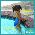 Fabiola Li con Pampers Cruisers #SagToSwag