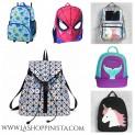 Bultos y mochilas para el regreso a clases