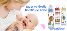 Muestra Gratis Botella de Bebé
