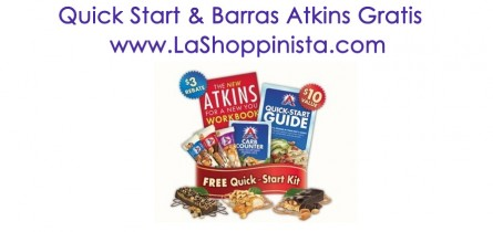 Quick Start & Barras Atkins Gratis