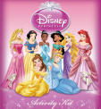 Regalo Gratis- Kit de Actividades de las Princesas de Disney