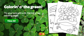 Regalo Gratis- Páginas Para Colorear de Crayola