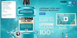 Muestra Gratis de Listerine Cool Mint (Mientras Duren)