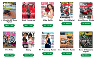 Revistas Gratis: Bridal Guide, Yoga, Fit Pregnacy y Más