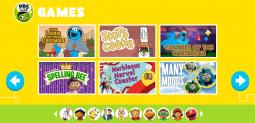 Juegos Educativos Gratis de PBS KIDS Para Niños